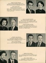 Page 14, 1956 Edition, Central High School - Breaker Yearbook (Elizabeth City, NC) online yearbook collection