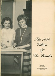 Page 5, 1956 Edition, Central High School - Breaker Yearbook (Elizabeth City, NC) online yearbook collection