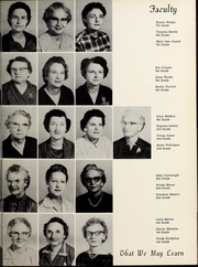 Page 13, 1961 Edition, Central High School - Breaker Yearbook (Elizabeth City, NC) online yearbook collection