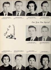 Page 16, 1961 Edition, Central High School - Breaker Yearbook (Elizabeth City, NC) online yearbook collection