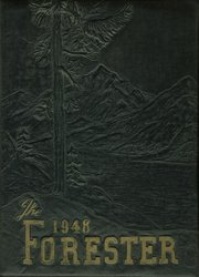 1948 Edition, Cool Springs High School - Forester Yearbook (Forest City, NC)