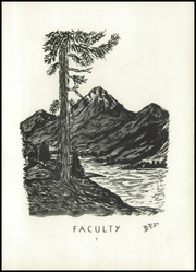 Page 11, 1948 Edition, Cool Springs High School - Forester Yearbook (Forest City, NC) online yearbook collection