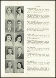 Page 15, 1948 Edition, Cool Springs High School - Forester Yearbook (Forest City, NC) online yearbook collection
