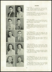 Page 16, 1948 Edition, Cool Springs High School - Forester Yearbook (Forest City, NC) online yearbook collection