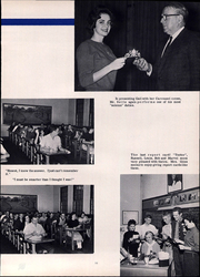 Page 15, 1962 Edition, Cool Springs High School - Forester Yearbook (Forest City, NC) online yearbook collection