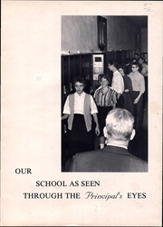 Page 5, 1962 Edition, Cool Springs High School - Forester Yearbook (Forest City, NC) online yearbook collection