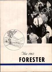 Page 6, 1962 Edition, Cool Springs High School - Forester Yearbook (Forest City, NC) online yearbook collection
