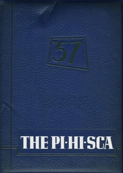 Page 1, 1957 Edition, Pittsboro High School - Pi Hi Sca Yearbook (Pittsboro, NC) online yearbook collection