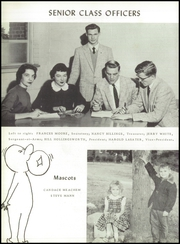 Page 10, 1957 Edition, Pittsboro High School - Pi Hi Sca Yearbook (Pittsboro, NC) online yearbook collection