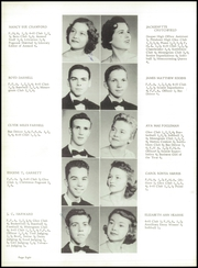 Page 12, 1957 Edition, Pittsboro High School - Pi Hi Sca Yearbook (Pittsboro, NC) online yearbook collection