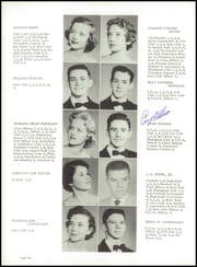 Page 14, 1957 Edition, Pittsboro High School - Pi Hi Sca Yearbook (Pittsboro, NC) online yearbook collection