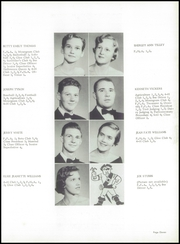 Page 15, 1957 Edition, Pittsboro High School - Pi Hi Sca Yearbook (Pittsboro, NC) online yearbook collection