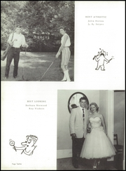Page 16, 1957 Edition, Pittsboro High School - Pi Hi Sca Yearbook (Pittsboro, NC) online yearbook collection
