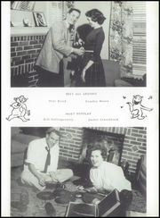 Page 17, 1957 Edition, Pittsboro High School - Pi Hi Sca Yearbook (Pittsboro, NC) online yearbook collection