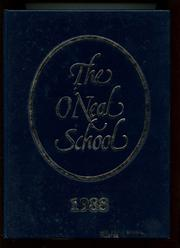 1988 Edition, The ONeal School - Talon Yearbook (Southern Pines, NC)