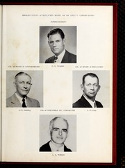 Page 11, 1954 Edition, Johnston County High School - Hawk Yearbook (Smithfield, NC) online yearbook collection