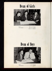 Page 12, 1954 Edition, Johnston County High School - Hawk Yearbook (Smithfield, NC) online yearbook collection