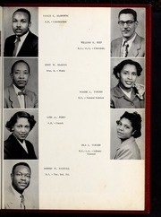 Page 17, 1954 Edition, Johnston County High School - Hawk Yearbook (Smithfield, NC) online yearbook collection