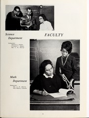 Page 13, 1966 Edition, Johnston County High School - Hawk Yearbook (Smithfield, NC) online yearbook collection