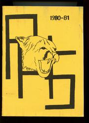 1981 Edition, John W Paisley High School - Yearbook (Winston Salem, NC)