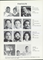 Page 10, 1981 Edition, John W Paisley High School - Yearbook (Winston Salem, NC) online yearbook collection