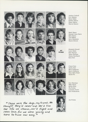 Page 15, 1981 Edition, John W Paisley High School - Yearbook (Winston Salem, NC) online yearbook collection