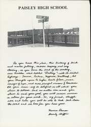 Page 3, 1981 Edition, John W Paisley High School - Yearbook (Winston Salem, NC) online yearbook collection