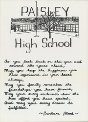 Page 3, 1982 Edition, John W Paisley High School - Yearbook (Winston Salem, NC) online yearbook collection
