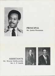 Page 5, 1982 Edition, John W Paisley High School - Yearbook (Winston Salem, NC) online yearbook collection