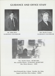 Page 6, 1982 Edition, John W Paisley High School - Yearbook (Winston Salem, NC) online yearbook collection