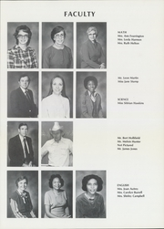 Page 7, 1982 Edition, John W Paisley High School - Yearbook (Winston Salem, NC) online yearbook collection