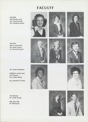 Page 8, 1982 Edition, John W Paisley High School - Yearbook (Winston Salem, NC) online yearbook collection