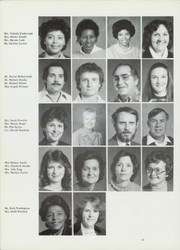 Page 6, 1984 Edition, John W Paisley High School - Yearbook (Winston Salem, NC) online yearbook collection