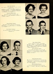 Page 15, 1953 Edition, Oxford High School - Oxonian Yearbook (Oxford, NC) online yearbook collection