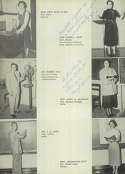 Page 10, 1954 Edition, Oxford High School - Oxonian Yearbook (Oxford, NC) online yearbook collection