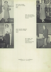 Page 11, 1954 Edition, Oxford High School - Oxonian Yearbook (Oxford, NC) online yearbook collection