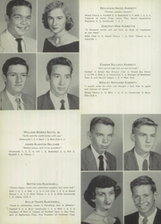 Page 16, 1954 Edition, Oxford High School - Oxonian Yearbook (Oxford, NC) online yearbook collection