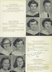 Page 17, 1954 Edition, Oxford High School - Oxonian Yearbook (Oxford, NC) online yearbook collection
