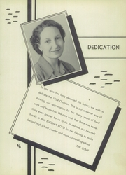 Page 7, 1954 Edition, Oxford High School - Oxonian Yearbook (Oxford, NC) online yearbook collection