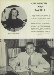 Page 8, 1954 Edition, Oxford High School - Oxonian Yearbook (Oxford, NC) online yearbook collection