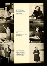 Page 11, 1957 Edition, Oxford High School - Oxonian Yearbook (Oxford, NC) online yearbook collection