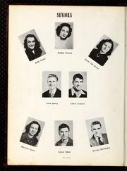 Page 16, 1950 Edition, Ellerbe High School - Odyssey Yearbook (Ellerbe, NC) online yearbook collection