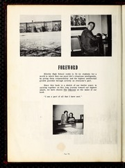 Page 6, 1950 Edition, Ellerbe High School - Odyssey Yearbook (Ellerbe, NC) online yearbook collection