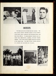 Page 7, 1950 Edition, Ellerbe High School - Odyssey Yearbook (Ellerbe, NC) online yearbook collection