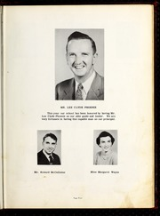 Page 9, 1950 Edition, Ellerbe High School - Odyssey Yearbook (Ellerbe, NC) online yearbook collection