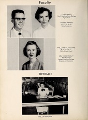 Page 10, 1957 Edition, Ellerbe High School - Odyssey Yearbook (Ellerbe, NC) online yearbook collection