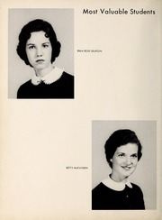 Page 12, 1957 Edition, Ellerbe High School - Odyssey Yearbook (Ellerbe, NC) online yearbook collection