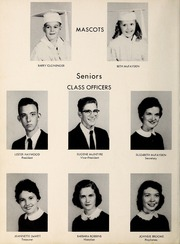 Page 14, 1957 Edition, Ellerbe High School - Odyssey Yearbook (Ellerbe, NC) online yearbook collection