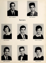Page 15, 1957 Edition, Ellerbe High School - Odyssey Yearbook (Ellerbe, NC) online yearbook collection