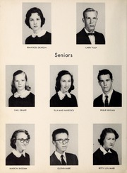 Page 16, 1957 Edition, Ellerbe High School - Odyssey Yearbook (Ellerbe, NC) online yearbook collection